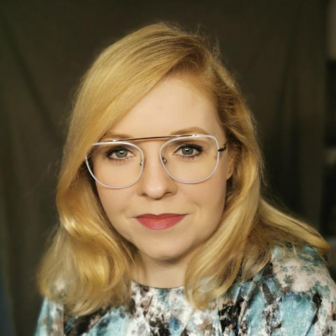 Anita Wojtaś-Jakubowska w Gamfi