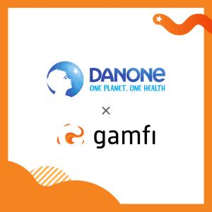 Danone klientem Gamfi